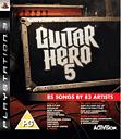 Guitar Hero 5 (GAME Exclusive Guitar Pack) PlayStation 3