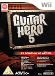 Guitar Hero 5 (GAME Exclusive Guitar Pack) Wii