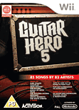 Guitar Hero 5 (Software Only) Wii