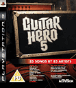 Guitar Hero 5 (Software Only) PlayStation 3