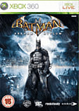 Batman: Arkham Asylum (with GAME Exclusive Downloadable Content) Xbox 360