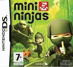 Mini Ninjas DSi and DS Lite