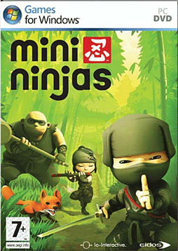 Mini Ninjas PC Games Cover Art