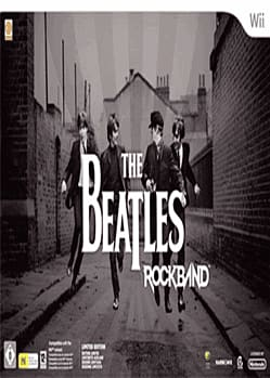 The Beatles: Rock Band Limited Edition Band in a Box Wii