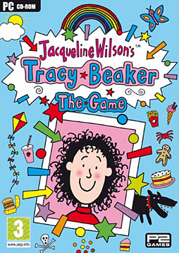 Jacqueline Wilson's Tracy Beaker: The Game PC Games and Downloads Cover Art