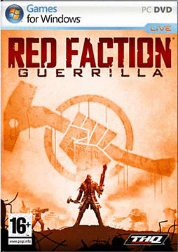 Red Faction Guerrilla PC Games and Downloads Cover Art