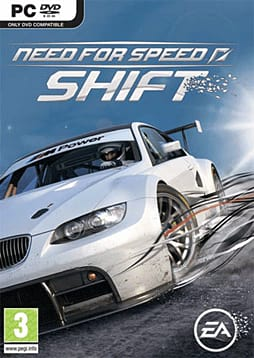 Need for Speed: Shift PC Games and Downloads Cover Art