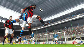 FIFA 10 screen shot 1