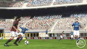 FIFA 10 screen shot 2