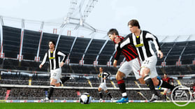 FIFA 10 screen shot 5
