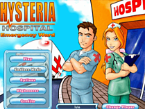 Hysteria Hospital: Emergency Ward screen shot 1