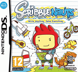 Scribblenauts DSi and DS Lite