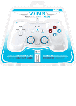 Nyko Wired Wing Controller for Wii Accessories