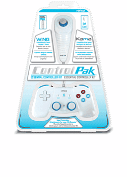 Nyko Control Pack for Wii Accessories
