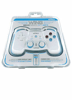 Nyko Wireless Wing Controller for Wii Accessories