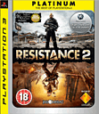 Resistance 2 Platinum PlayStation 3