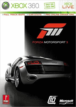 Forza Motorsport 3 Strategy Guide Strategy Guides and Books