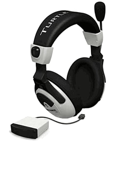 Turtle Beach Ear Force X31 Wireless Gaming Headset for Xbox 360 Accessories