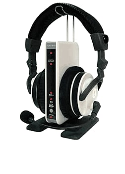 Turtle Beach Ear Force X41 Wireless Gaming Headset for Xbox 360 Accessories 