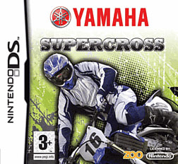 Yamaha Super Cross DSi and DS Lite Cover Art