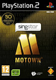 Sing Star Motown PlayStation 2