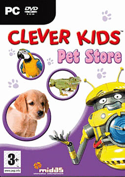 Clever Kids: Pet Store PC Games and Downloads Cover Art