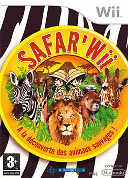 Safar'Wii Wii Cover Art