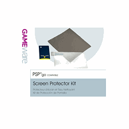 PSP Go Screen Protector Kit Accessories