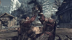 Gears of War 2 Game of The Year Edition screen shot 1