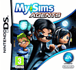 MySims Agents DSi and DS Lite