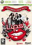 Lips: Number One Hits (Software Only) Xbox 360