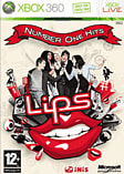 Lips: Number One Hits (with Wireless Microphones) Xbox 360
