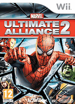 Marvel Ultimate Alliance 2: Fusion Wii