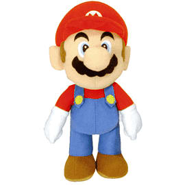 Nintendo Plush Mario Toys and Gadgets 