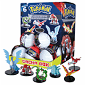 Pokemon Legendary Gacha Toys and Gadgets