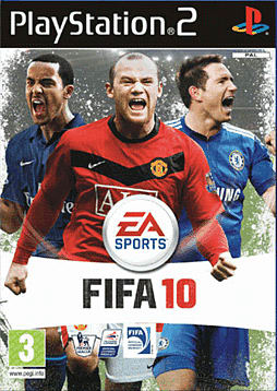 FIFA 10 PlayStation 2 Cover Art