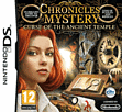 Chronicles of Mystery: Curse of the Ancient Temple DSi and DS Lite