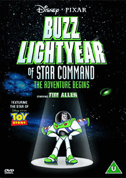 Disney Pixar Buzz Lightyear of Star Command (DVD) DVD