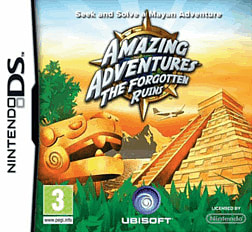 Amazing Adventures DSi and DS Lite