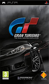 Gran Turismo PSP Cover Art