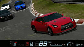 Gran Turismo screen shot 1