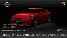 Gran Turismo screen shot 2