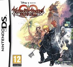 Kingdom Hearts 358/2 Days DSi and DS Lite