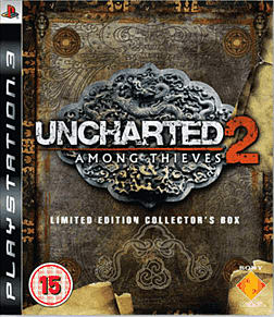 Uncharted 2: Among Thieves Special Edition PlayStation 3 Cover Art