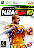 NBA 2K10 Xbox 360