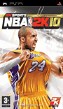 NBA 2K10 PSP