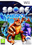Spore Hero Wii