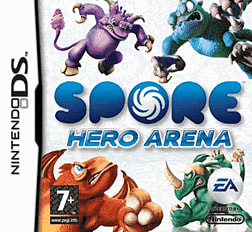 Spore: Hero Arena DSi and DS Lite
