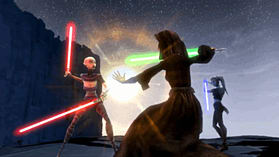 Star Wars: The Clone Wars Republic Heroes screen shot 1