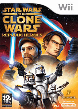 Star Wars: The Clone Wars Republic Heroes Wii